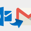 Outlook.com vers Gmail