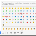 Smileys Gmail