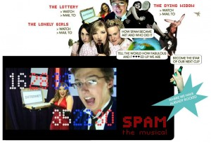 SPAM themusical