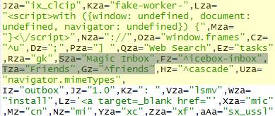 Gmail - Magic inbox, icebox