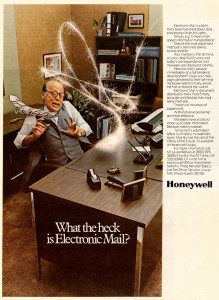 Honeywell - Electronic mail