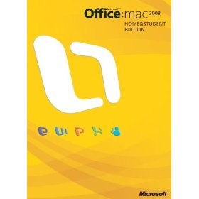Office 2008 pour Mac