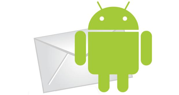 22 applications pour l'e-mail sur Android - comparatif