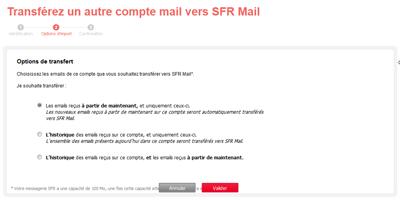 Ajouter une adresse e-mail