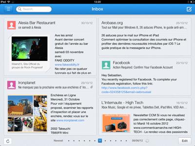 Molto pour iPad