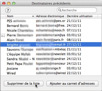 comment supprimer une adresse mail free definitivement