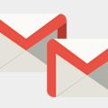 Plusieurs comptes Gmail