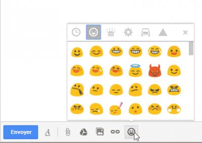 Emoji Gmail