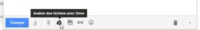 Insérer avec Google Drive