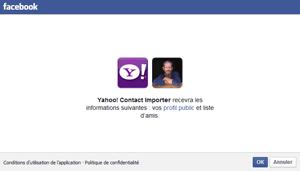 Yahoo Contact Importer