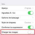 Charger les images
