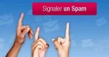 Signaler un spam