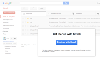 Get Started with Streak