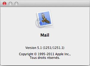 A propos de Mail