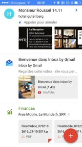 Inbox - essentiel