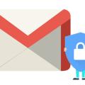Contrôle de sécurité Google