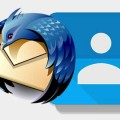 Thunderbird - Contacts Gmail