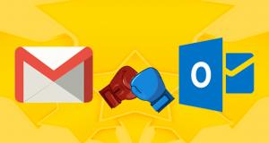 Match Gmail - Outlook