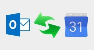 Synchroniser Outlook / Google Agenda