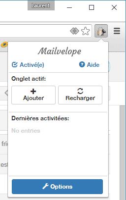 Mailveloppe