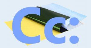 Copie carbone - Cc
