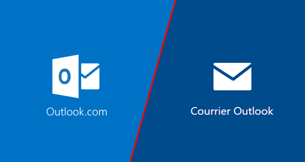 Courrier Outlook