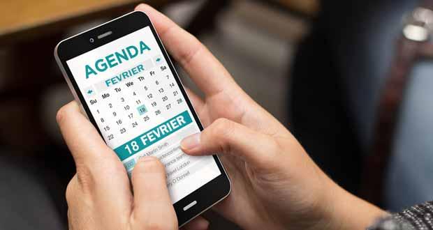 Les 5 meilleures applications agenda pour iOS et Android