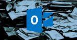 Courrier pêle-mêle Outlook.com